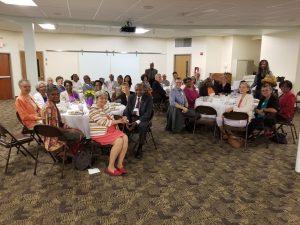 AAR Breakfast PUMC and First Baptist 2019
