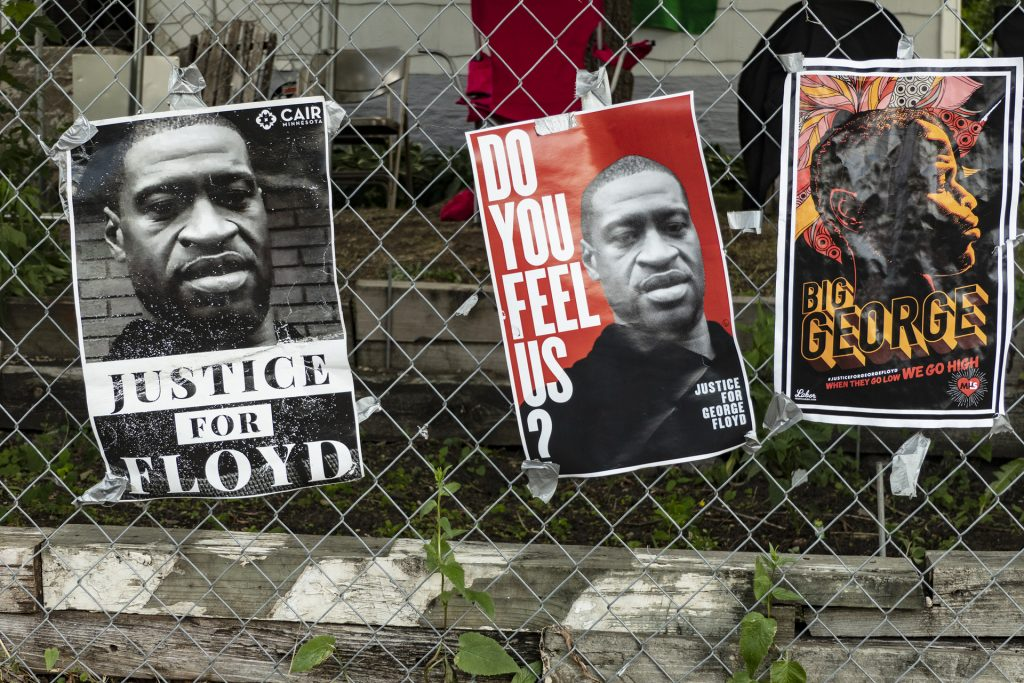 Photography George Floyd Black Lives Matter Posters