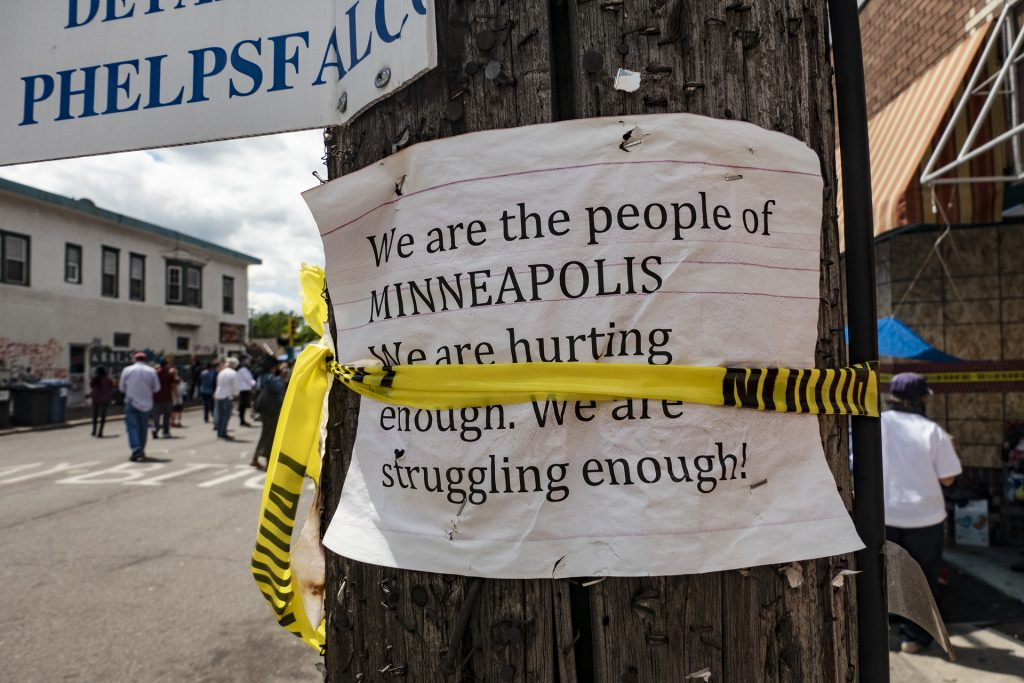 Photography Minneapolis George Floyd Black Lives Matter