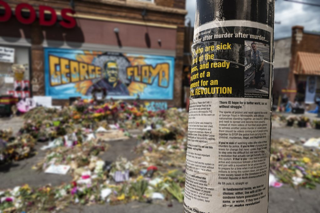 Photography Black Lives Matter George Floyd Memorial