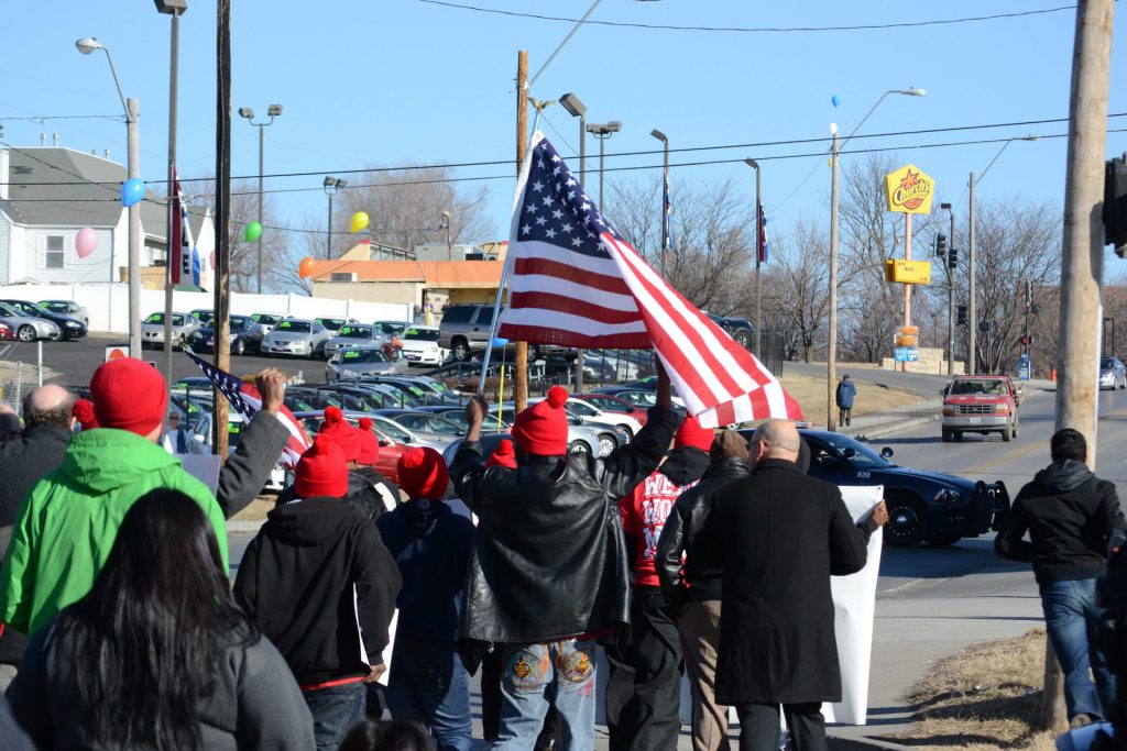 photograph What Democracy Looks Like Selma Solidarity KC